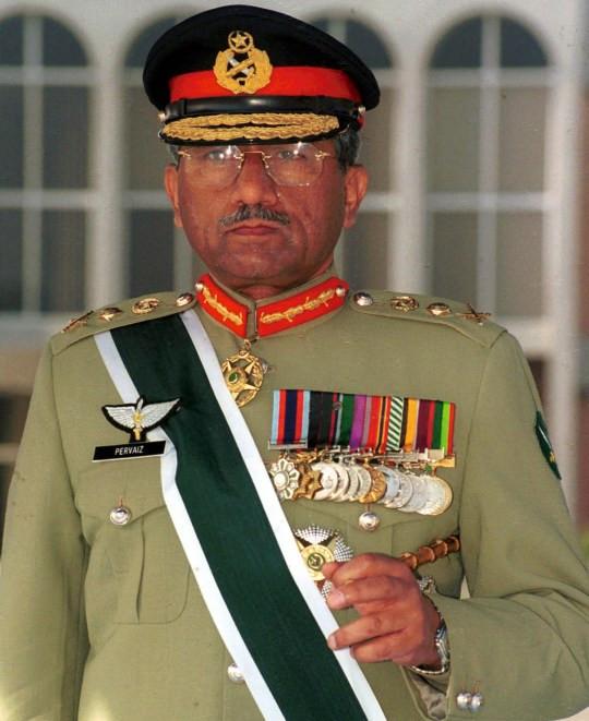 Pakistan's Ex-President Pervez Musharraf Sentenced To Death