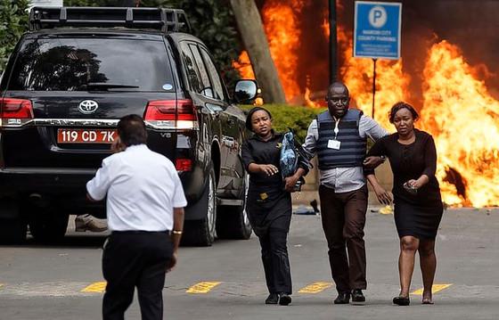 Terror Attack In Nairobi Leaves 21 Dead