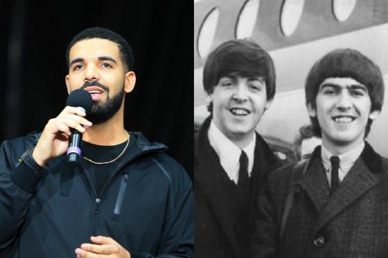 Drake Breaks Beatles' Record For Most Billboard Hot 100 Top 10 Songs