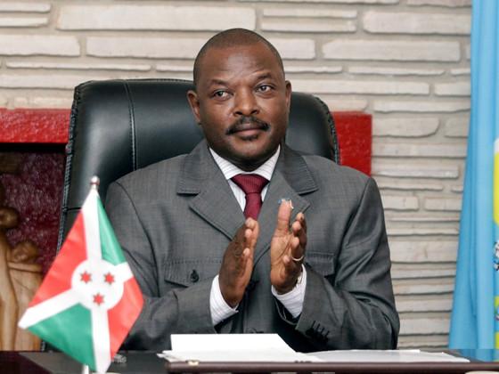 Burundi's Nkurunziza Reiterates Not To Run For 4th Term