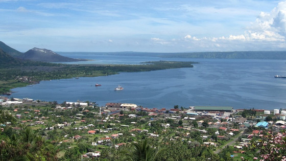 5.9 Magnitude Earthquake Hits Papua New Guinea