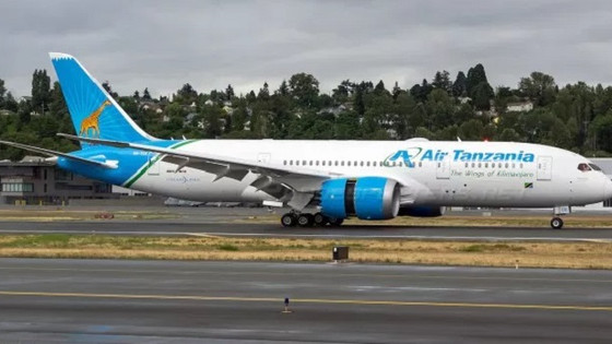 Tanzanian Airbus 220-300 Jetliner Confiscated By South Africa