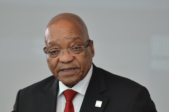 South Africa's Ex-President Jacob Zuma Jailed For 15 Months