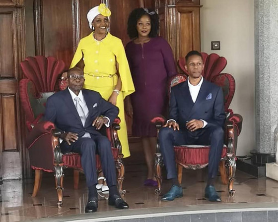 Mugabe Celebrates 95th Birthday In Style