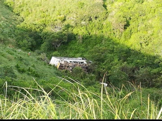 25 Killed As Bus Plunged Into Ravine In South Africa