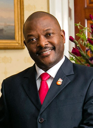 Burundi's President Pierre Nkurunziza Dies At 55