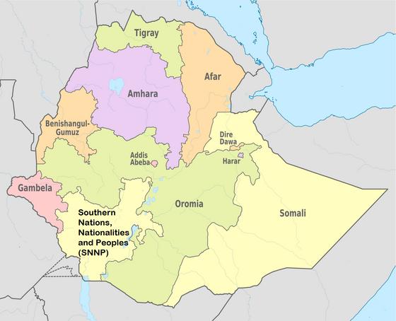 50 People Massacred In Ethiopia