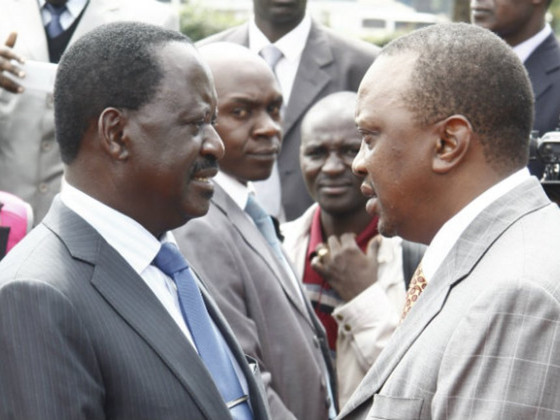 Official Campaigning For Kenya's 2017 General Elections Begins