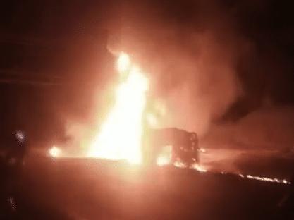 13 Killed After Fuel Tanker Explodes In Kenya