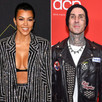 Kourtney Kardashian's New Boyfriend Travis Barker Gets Chest Tattoo Of Her Name