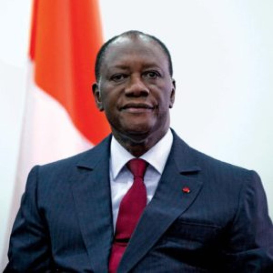 Ivory Coast's President Quattara Wins Disputed Third Term