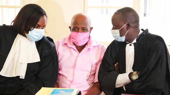Hotel Rwanda Movie's Hero Paul Rusesabagina Appears In Court In Rwanda