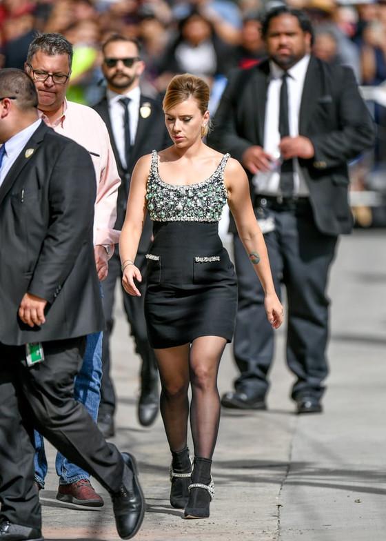 Scarlett Johansson Is World's Highest Paid Actress