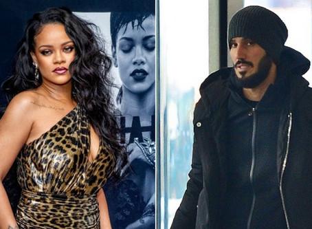 Rihanna And Boyfriend Call It Quits