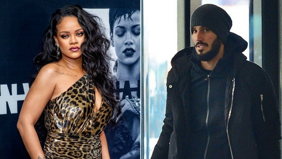 Rihanna And Boyfriend Call It Quits