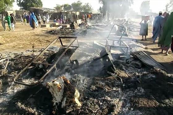 Nigeria's Boko Haram Kills 65