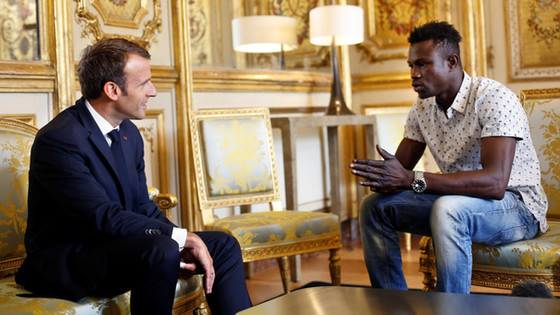 Undocumented Malian Immigrant Alias Malian Spiderman Granted French Citizenship After Heroic Rescue
