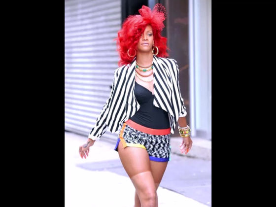 Rihanna Celebrates 32nd Birthday