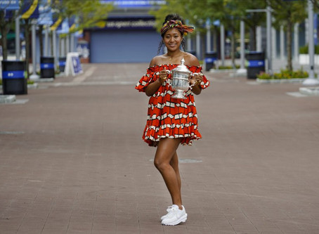 Naomi Osaka Spotted In Awesome Outfit After Winning US Open 2020 Title