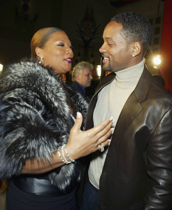 Queen Latifah And Will Smith To Remix Romeo And Juliet