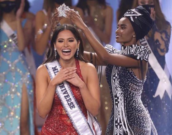 Andrea Meza Takes Home Miss Universe 2021 Crown