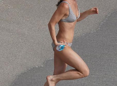Pippa Middleton Sighted In The Caribbean In Stunning Bikini