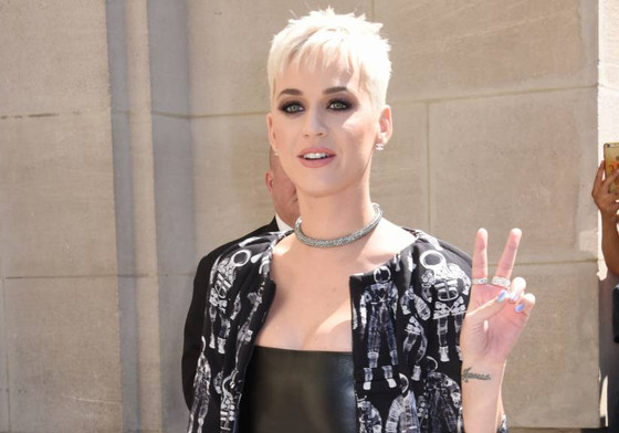 Katy Perry Trivializes Social Media Calling It Trash