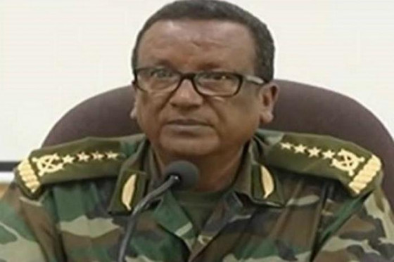 Ethiopia's Army Chief Shot Dead