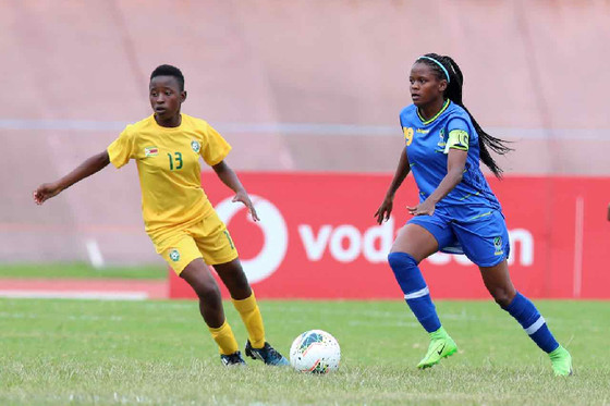 Female Footballers Not Wifey Material Due To Flat Chests, Says Tanzania's Samia Hassan