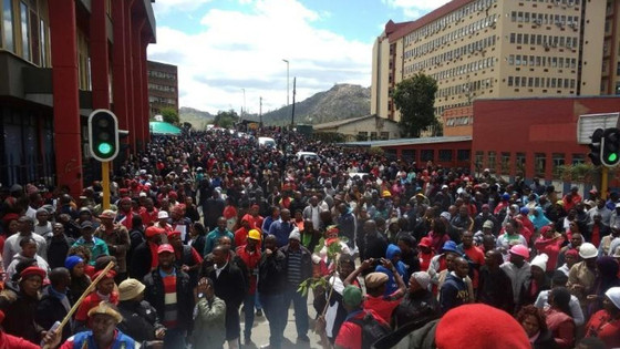 Anti-Monarchy Protests Erupt In Eswatini