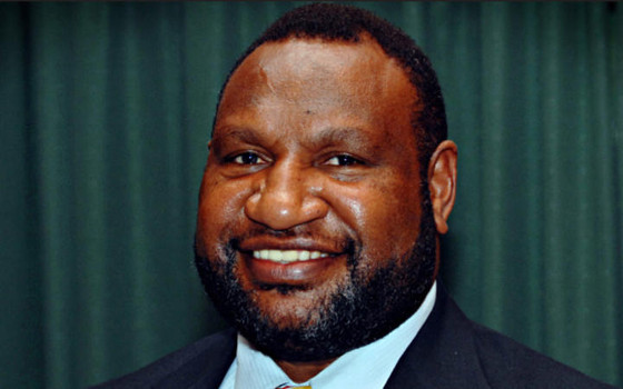 James Marape Elected Papua New Guinea's New Prime Minister