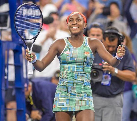 Incredible Coco To Encounter Naomi Osaka At US Open