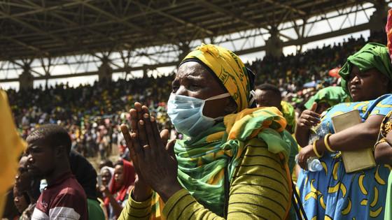 45 Perish In Stadium Stampede During Tanzania's President Magufuli's Funeral Event
