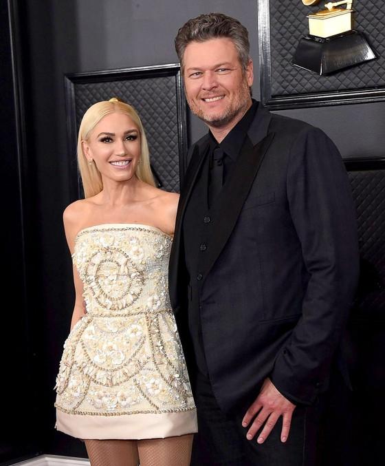 Gwen Stefan Marries Blake Shelton