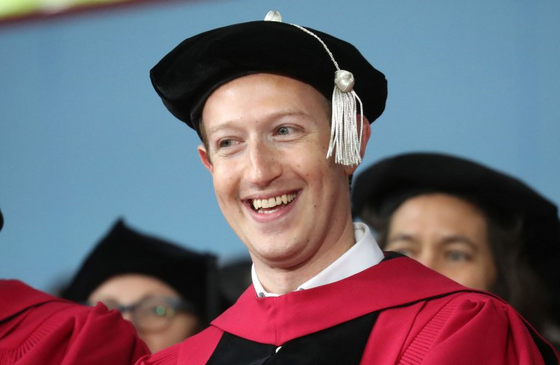 Zuckerberg Calls For Universal Basic Income And Higher Taxes On The Wealthy