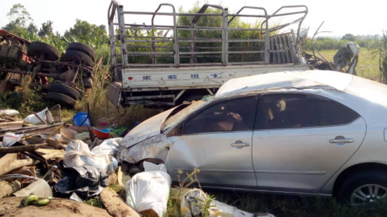 32 Perish In Five Vehicle Accident In Uganda's Countryside