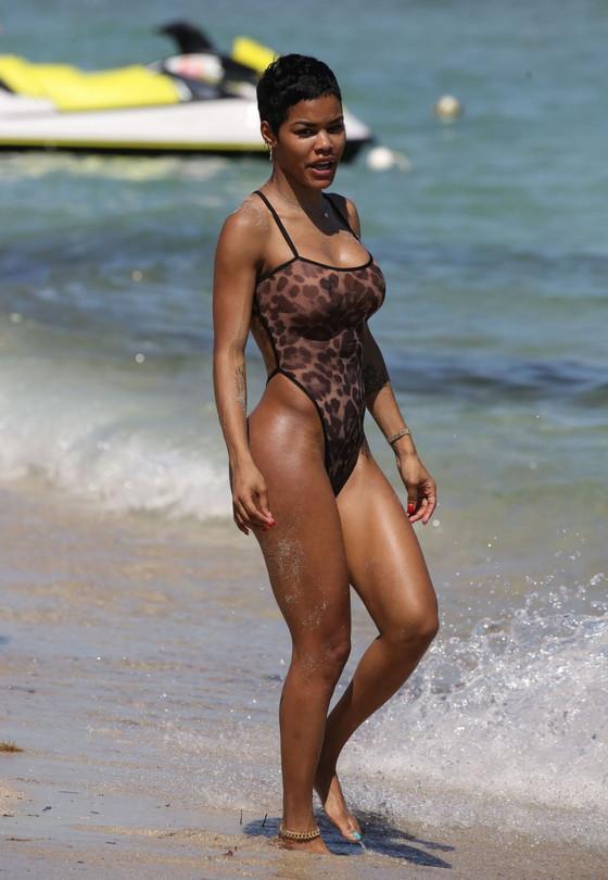 Teyana Taylor Crowned Sexiest Woman Alive