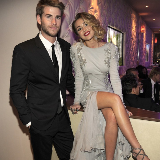 Miley Cyrus Is Married