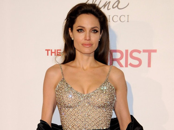Angelina Jolie May Enter Into Politics