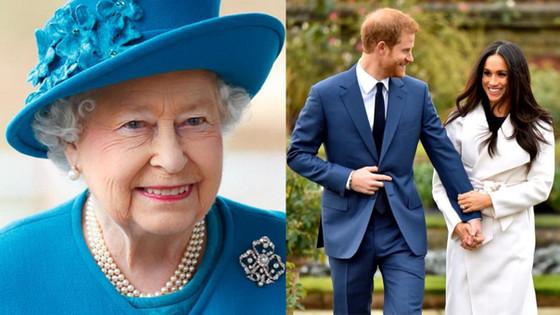 """Queen Elizabeth II Supports """"Megxit"""""""