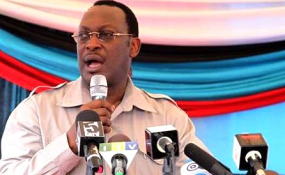 Tanzania's Main Opposition Leader Charged With Terrorism