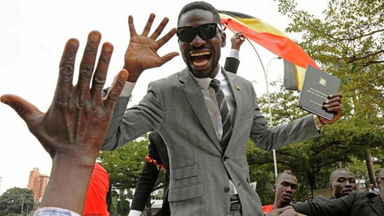 Ugandan Government Drops Charges Against MP Bobi Wine