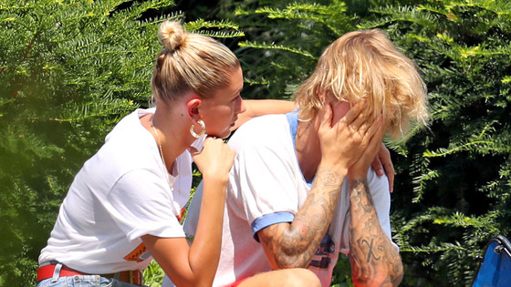 Hailey Baldwin And Justin Bieber Spotted Crying In New York City