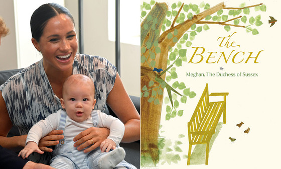 Meghan Markle Makes A Debut As Children's Book Writer
