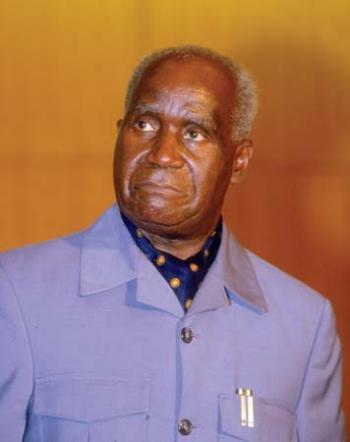 Ex-President Kenneth Kaunda Of Zambia Dies