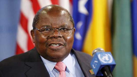 Tanzania's Ex-President Benjamin Mkapa Dies