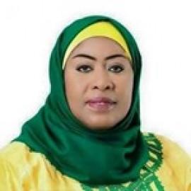 Samia Suluhu Hassan Sworn In As Tanzania's New President