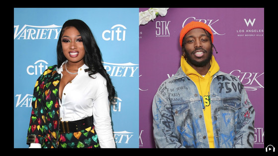 Megan Thee Stallion Dating Pardison Fontaine