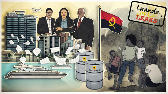 Isabel dos Santos Made Billions Through Looting Her Own Country, Says ICIJ