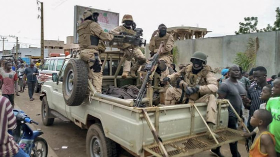 Mali's Army Arrests and Forces President Keita To Go